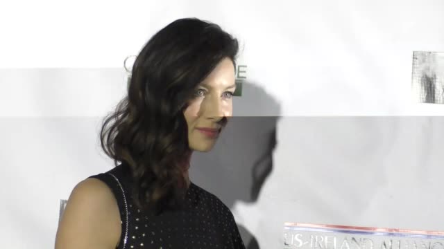 Caitriona Balfe at the Oscar Wilde Awards 2017 on February 23 2017 in Santa Monica California
