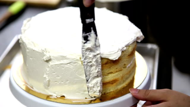 cake - kitchenware department stock videos and b-roll footage