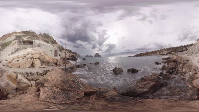 Cala Dhort in Ibiza