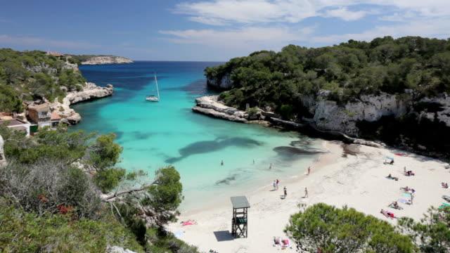 Cala Llombards beach