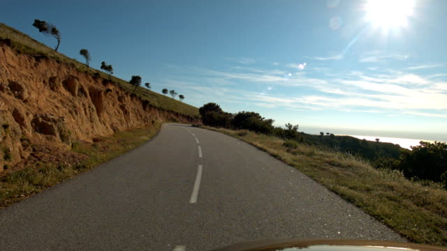 Calanches de Piana, route côtière