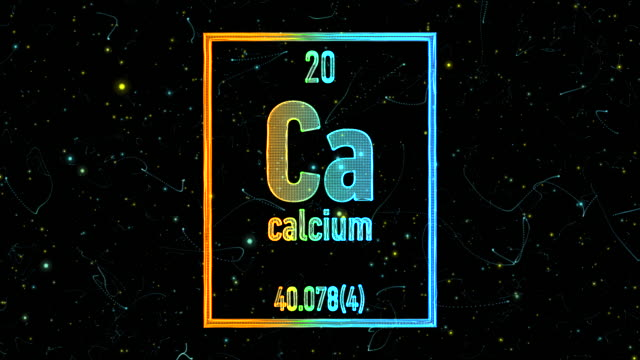 Calcium periodic table videos and b roll footage getty images calcium symbol as in the periodic table urtaz Images