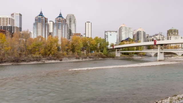 Calgary in Motion: Bow River