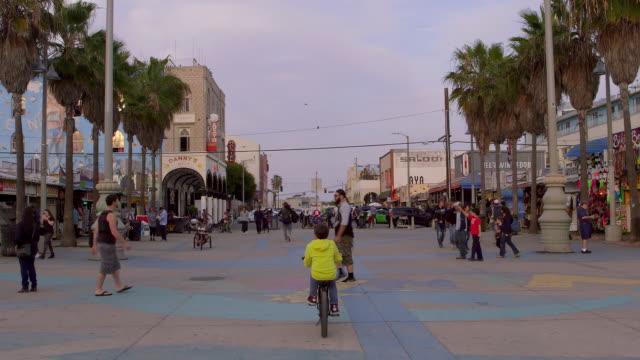 california beaches - boardwalk stock videos & royalty-free footage