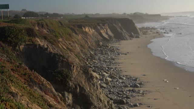 California Coast at Sunset
