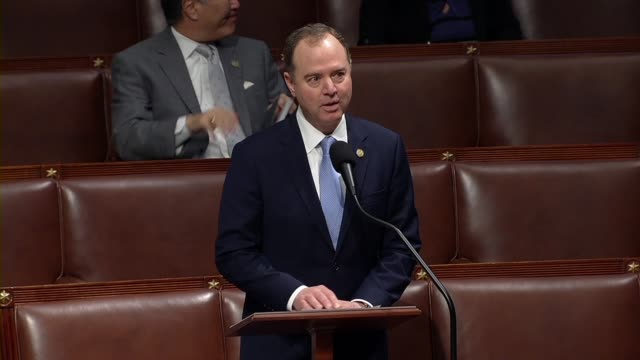 vídeos de stock, filmes e b-roll de california congressman adam schiff says in debate on the care zach to deal with economic and health care aspects of the coronavirus outbreak that... - self discipline