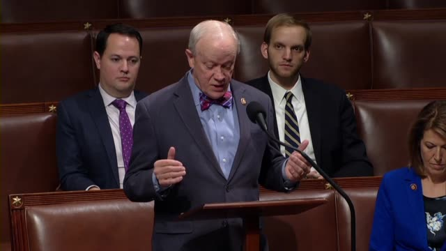 california congressman jerry mcnerney says too many americans found themselves out of work because companies they put their faith and decided to ship... - outsourcing stock videos & royalty-free footage