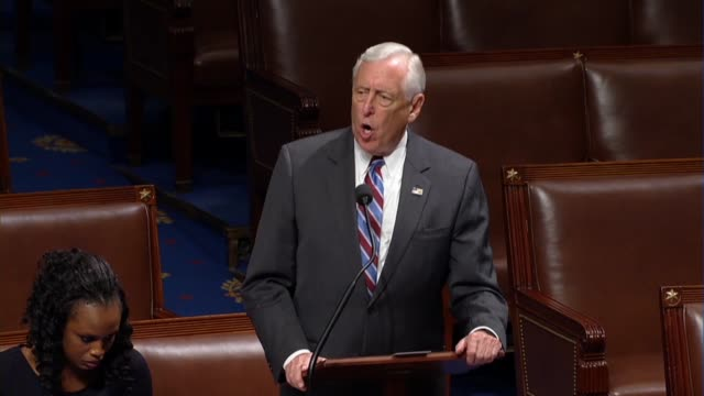 California Congressman Kevin McCarthy describes Democrats as more socialist in colloquy with Maryland Congressman Steny Hoyer leaning and that the...
