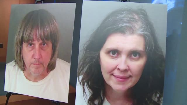 A California couple who held their 13 malnourished children captive in a suburban home are charged with multiple counts of torture and child abuse...