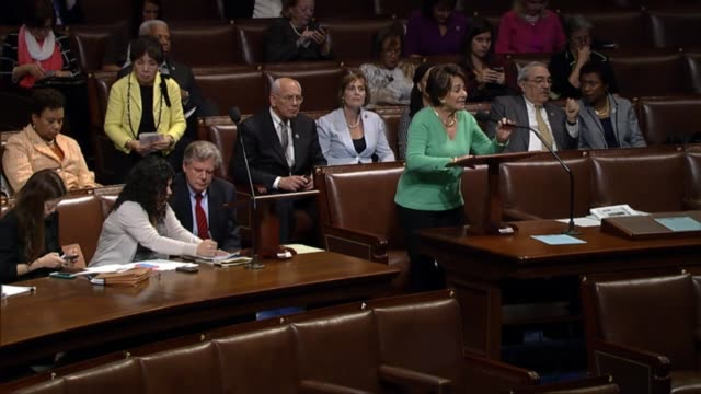 vidéos et rushes de california democrat anna eshoo argues that it is another sad day in the house of representatives and for the people of the united states because the... - débat