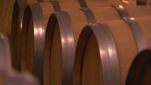 california gold  country - wine cellar stock videos and b-roll footage