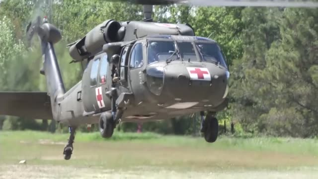 california national guard and cal fire joint training exercise at the cal fire training academy in ione california footage includes shots of... - tanken stock-videos und b-roll-filmmaterial