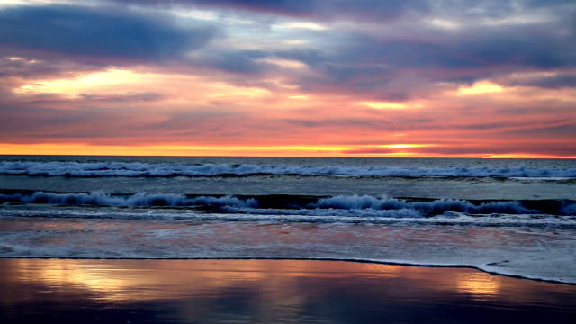 California Pacific Ocean Sonnenuntergang