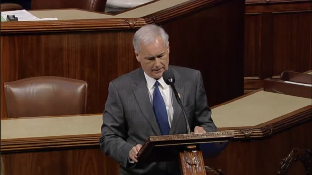 California Republican Tom McClintock delivers a scathing critique of house democrats for staging what he labels one of the most disgraceful and...