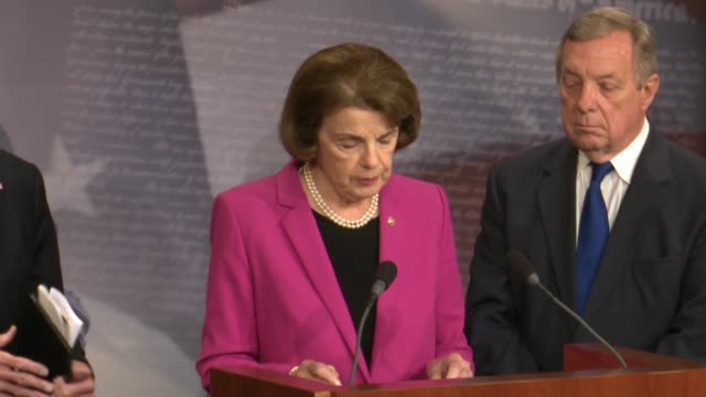 Twitter oficial del Partit Socialista - @socialistes California-senator-dianne-feinstein-says-at-a-press-conference-on-video-id974205000?s=640x640