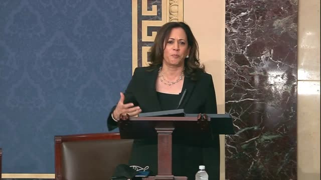 california senator kamala harris says as police reform was before the senate that the pain history of pain of racism in america of the country raw... - {{relatedsearchurl(carousel.phrase)}} stock-videos und b-roll-filmmaterial