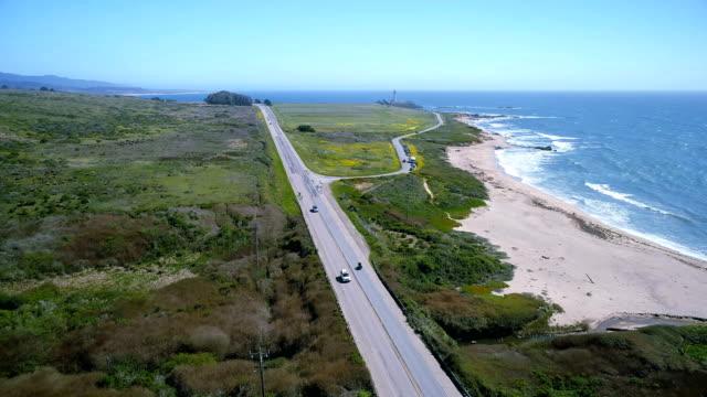 Route d'état de Californie un