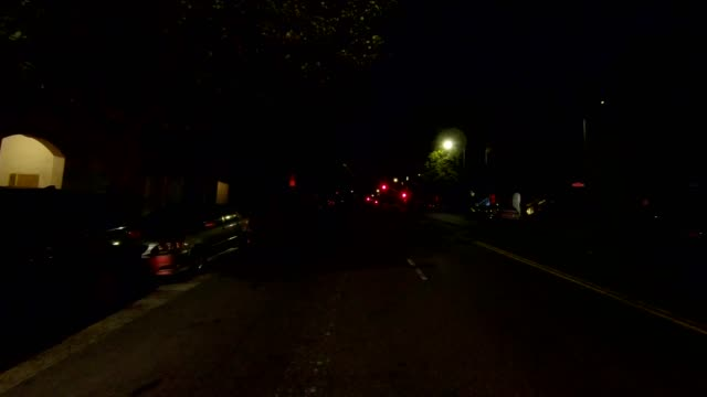 sfカリフォルニアストリートix同期シリーズリアビュー駆動プロセスプレート - カリフォルニアストリート点の映像素材/bロール