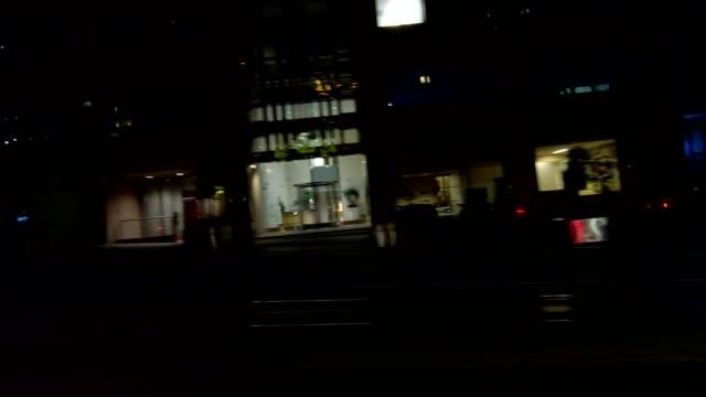 sfカリフォルニアストリートxiv同期シリーズ左ビュー駆動プロセスプレート - カリフォルニアストリート点の映像素材/bロール