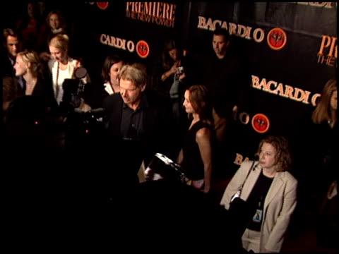 vídeos y material grabado en eventos de stock de calista flockhart at the premiere the new power event at ivar in hollywood california on may 6 2003 - calista flockhart