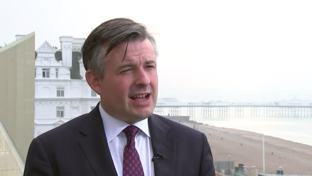 Call for 250 million pound boost for hospitals to avoid 'winter crisis' West Sussex Brighton EXT Jon Ashworth MP interview SOT