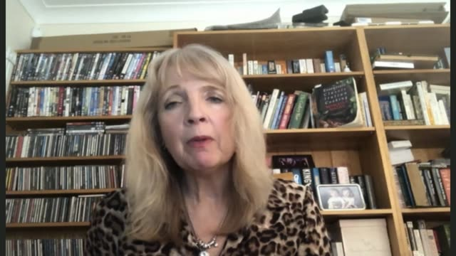 call for new furlough scheme for those who were shielding and do not feel safe going back to work england int fiona loud interview via internet sot - furlough stock videos & royalty-free footage