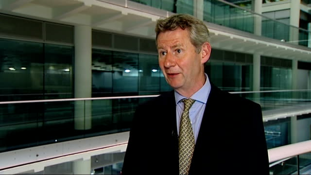 AA calls for clamping in London to be banned ENGLAND London INT Edmund King interview SOT
