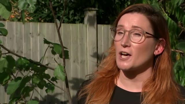 calls for improvement in diagnosis and care on women with endometriosis england ext becca fowles interview sot - itv evening news stock videos & royalty-free footage