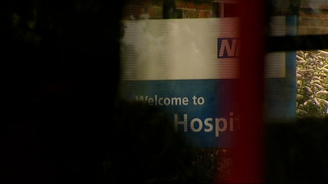 calls for investigation into great ormond street hospital nhs trust; north london: tottenham: ext general views exterior of st ann's hospital - north stock videos & royalty-free footage