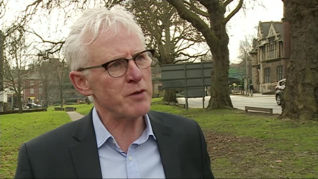 calls for more support for terminally ill patients england ext norman lamb mp interview sot we have an absolute obligation to get this sorted out/... - städsegrönt träd bildbanksvideor och videomaterial från bakom kulisserna