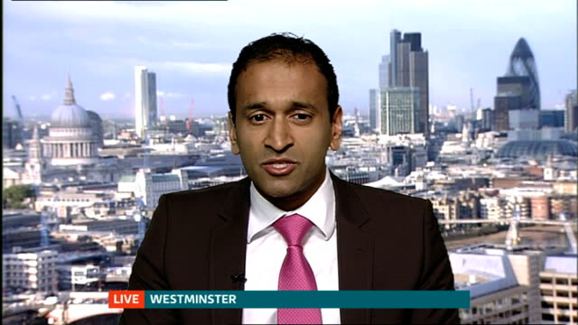 Calls for new investigation into possible risks posed by PIP breast implants ENGLAND London GIR INT Nilesh Sojitra LIVE 2WAY interview from...