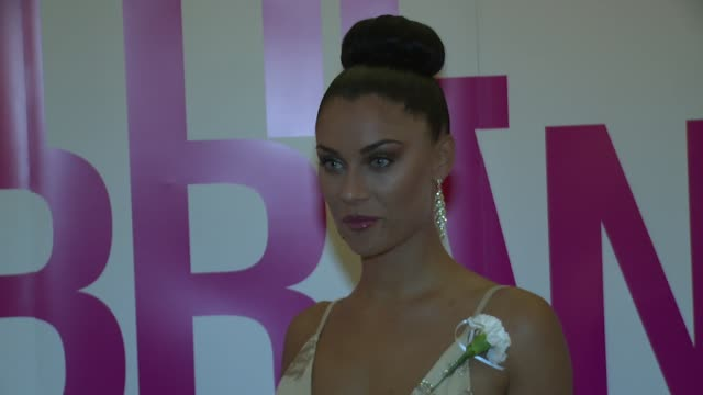 cally jane beech at dorchester hotel on june 03, 2016 in london, england. - dorchester hotel stock videos & royalty-free footage
