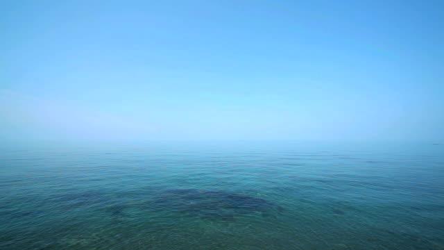 stockvideo's en b-roll-footage met calm ocean - plusphoto