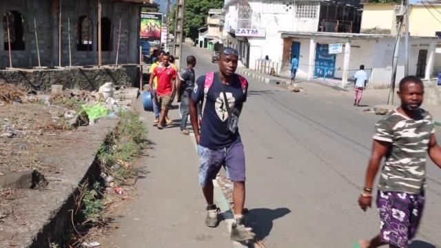 Calm returns in Mutsamudu Anjouan's main city