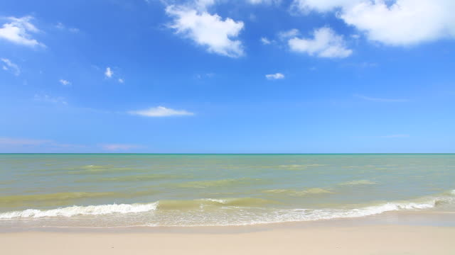 Calm seas and sunny. HD1080p