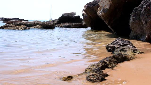 Calme shore