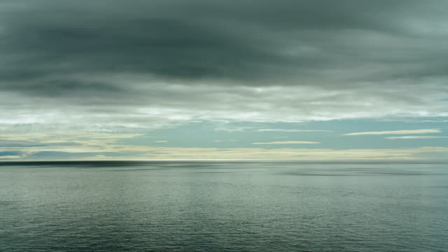 Calm Waters At Kings Bay In The Beaufort Sea