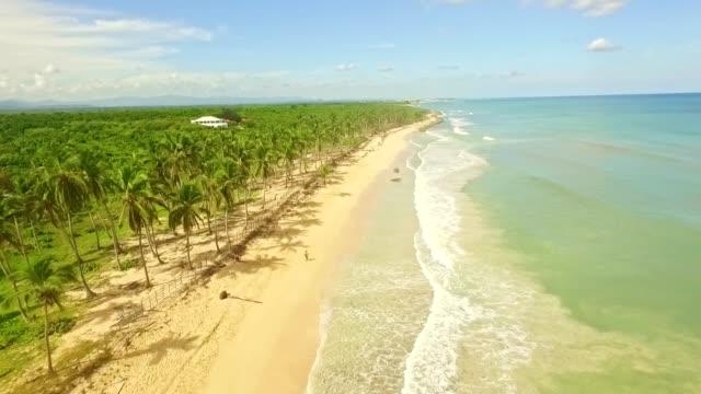 vídeos y material grabado en eventos de stock de calmar las olas - cayo