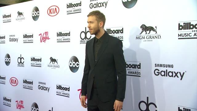 Calvin Harris at MGM Grand on May 17 2015 in Las Vegas Nevada