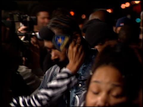 calvin snoop dogg broadus at the 'next friday' premiere at the cinerama dome at arclight cinemas in hollywood, california on january 11, 2000. - snoop dogg stock videos & royalty-free footage