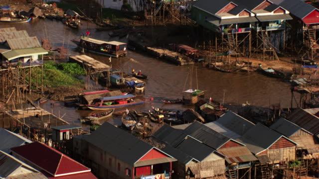 cambodia: house of phnom penh - phnom penh stock videos and b-roll footage
