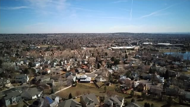 facebook reveals 'data scraping' as scandal hits millions more users usa colorado denver arvada views / aerials drone footage of suburban housing... - data breach stock videos and b-roll footage