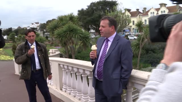 Whistleblower say Cambridge Analytica 'used Facebook data after being ordered to delete it' T24041719 / Essex Clacton on Sea Arron Banks and Andy...