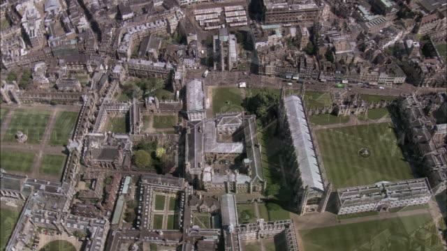 cambridge colleges - cambridge university stock videos & royalty-free footage