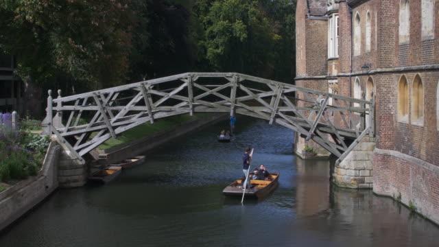 Cambridge mathematical bridge.