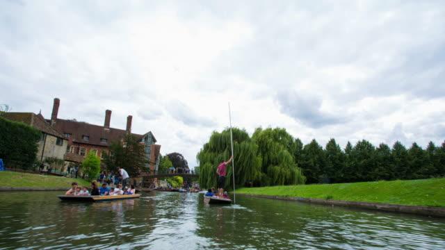 cambridge university tour - cambridge england stock videos and b-roll footage