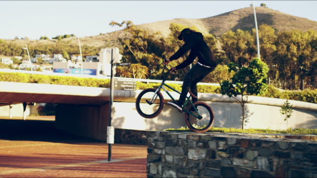 i came, i jumped, i conquered - freestyle bmx stock videos and b-roll footage