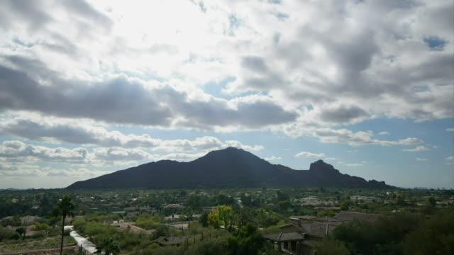 camelback mountain - phoenix arizona stock videos & royalty-free footage