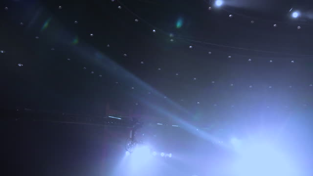 Camera Cranes in Concert