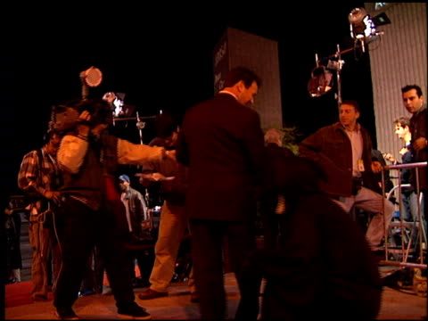 Camera Crew at the 'Scream 3' Premiere at Avco Cinema in Westwood California on February 3 2000